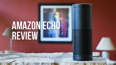 amazon echo review amazon echo review the bluetooth speaker of the future