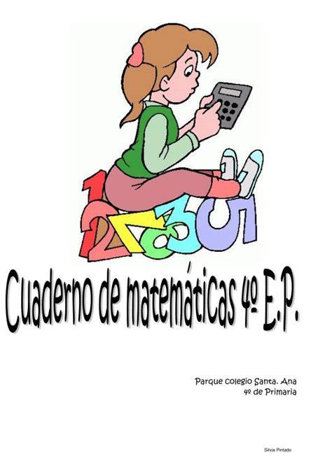 cuaderno matemticas 4 primaria parque colegio santa ana cuaderno matematicas 4 186 imagenes orientaci 243 n and 250 jar recursos
