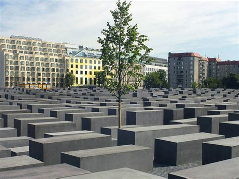 holocaust memorial attractions  mitte berlin