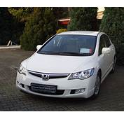 Honda Civic Hybrid2007whitejpg  Wikimedia Commons