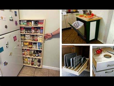 top 60 space saving ideas for small kitchens great