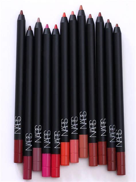 Lip Liner Velvet by Nars Velvet Lip Liner For A Plush Pout Call 1 800 Nars