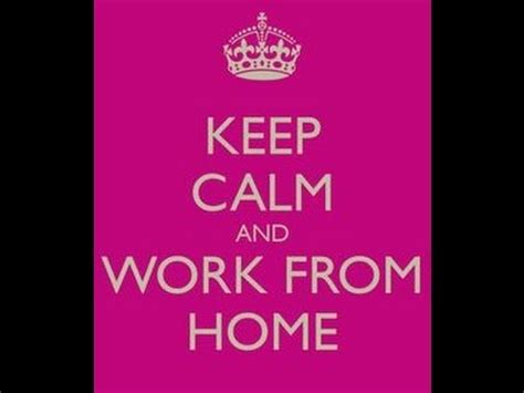 work at home you can start today
