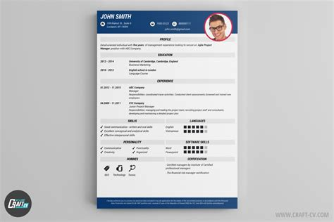 Example Of Simple Resume Format by Cv Maker Professional Cv Examples Online Cv Builder