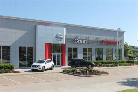 crest nissan frisco crest nissan frisco tx 75034 car dealership and auto