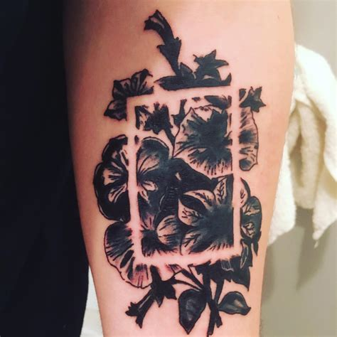 the 1975 tattoo my the 1975 inspired done by tony jones at rising