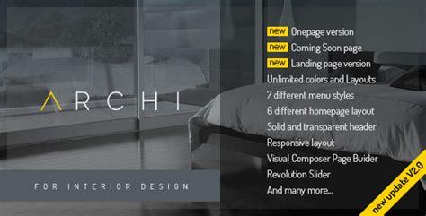 best interior design company profile 10 best interior and architecture wordpress themes