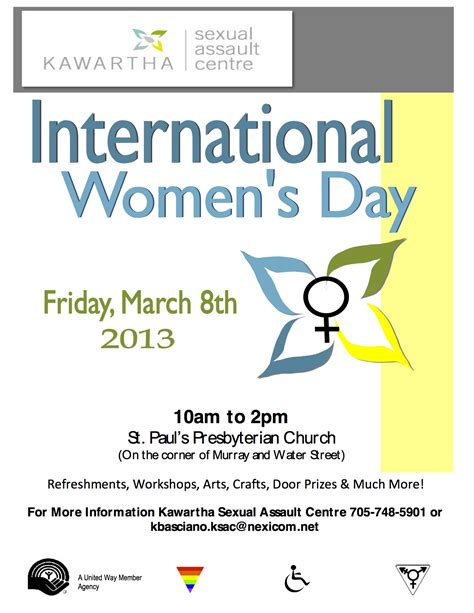 s day event international women s day events around the region opseu