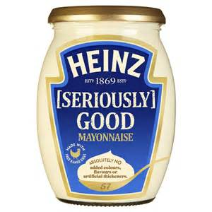 heinz unveils seriously good mayonnaise range