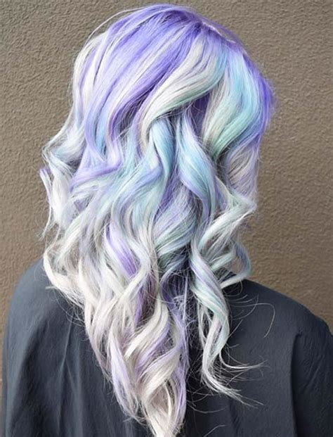 Colorful Hairstyles by 51 Colorful Hairstyles Tutorials For Charming 2017 2018