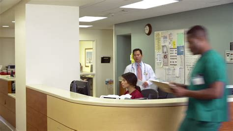 Hospital Receptionist by Around The Clock Answering Services Call Center In Ct