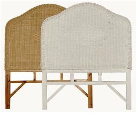 twin wicker headboard wicker headboard twin queen king wicker headboards