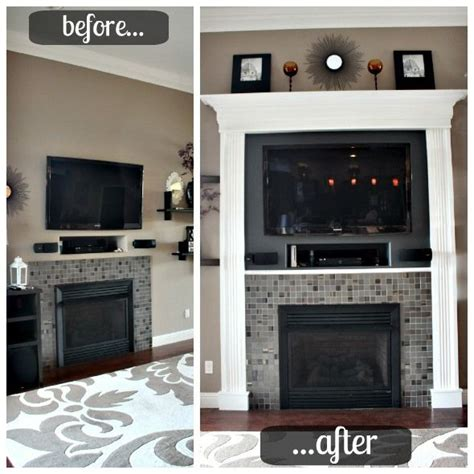Fireplace Moldings by Fireplace Molding For The Home