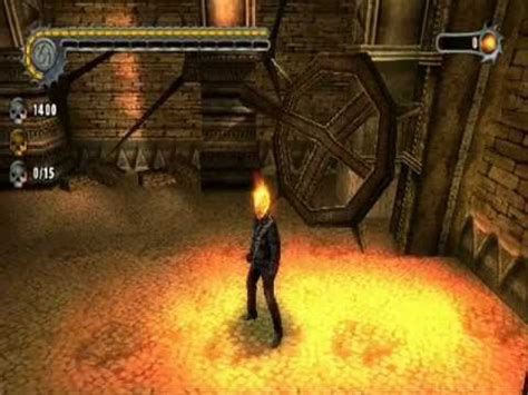 psp themes ghost rider ghost rider gameplay psp 1 2 youtube