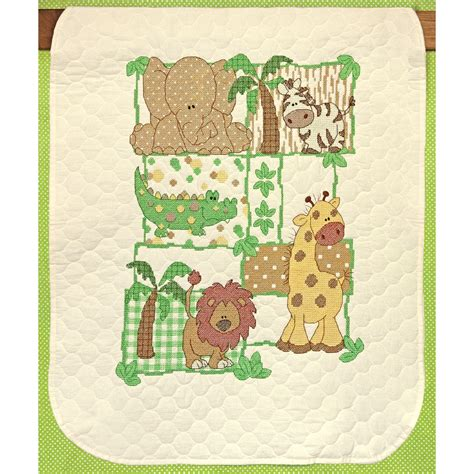 Baby Quilt Cross Stitch by Sted Embroidery Kits 2017 2018 Best Cars Reviews