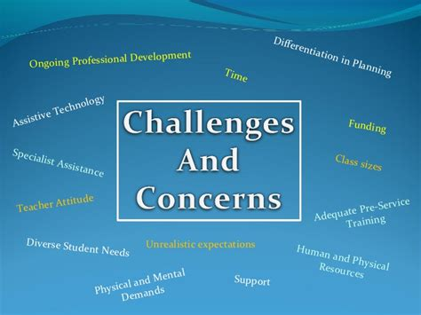 inclusive education the ongoing challenges facing