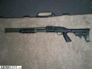 Armslist for sale mossberg 12 gauge pump shotgun