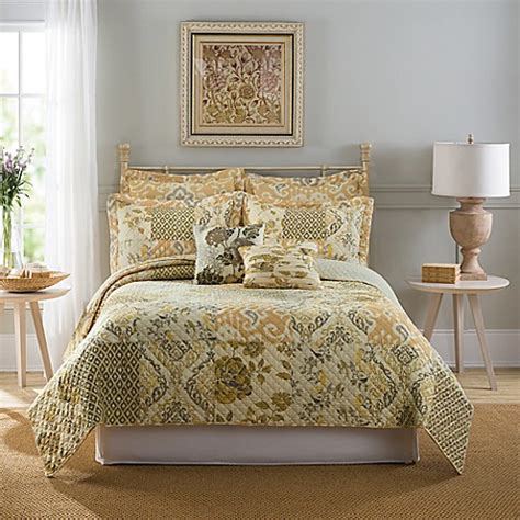 b smith bedding b smith aimee quilt bed bath beyond