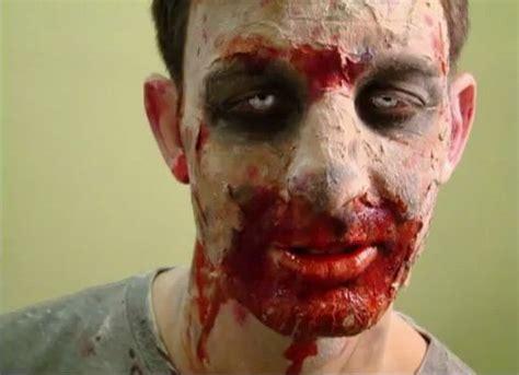 zombie mask tutorial attaque r 233 elle de zombie 224 miami