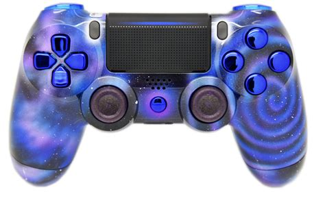 Ps4 Contoller Aufkleber by Galaxy Themed Ps4 Controller