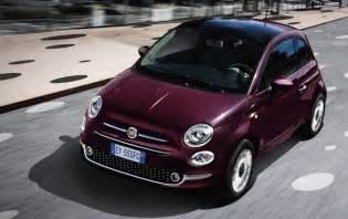 Fiat Of La Nouvelle Fiat 500 Voiture Citadine Fiat