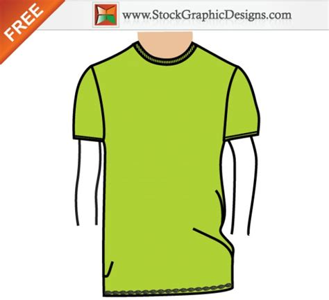 simple t shirt template shirt vectors photos and psd files free