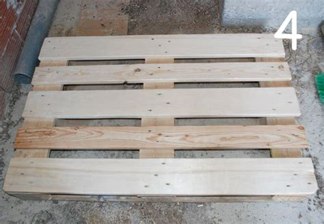 do it yourself bed frames a diy pallet bed frame