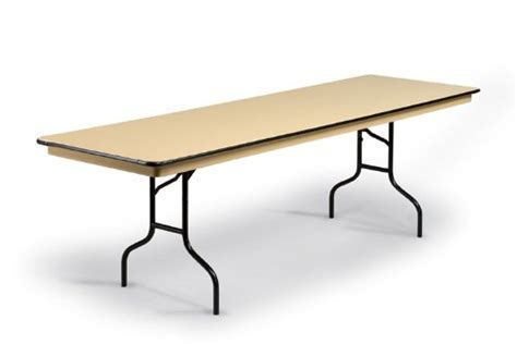 836NLW Hexalite Extra Wide Folding Table   Church