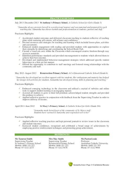 100 resume for practicum 11 resumes free sle exle format free u0026 premium