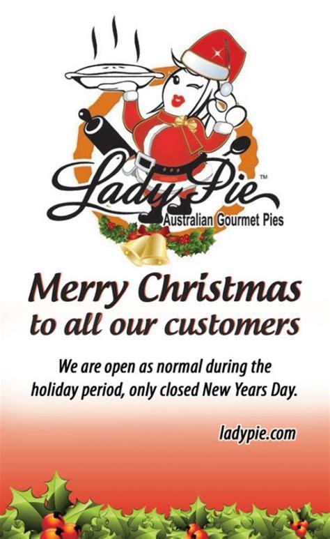 merry christmas    customers