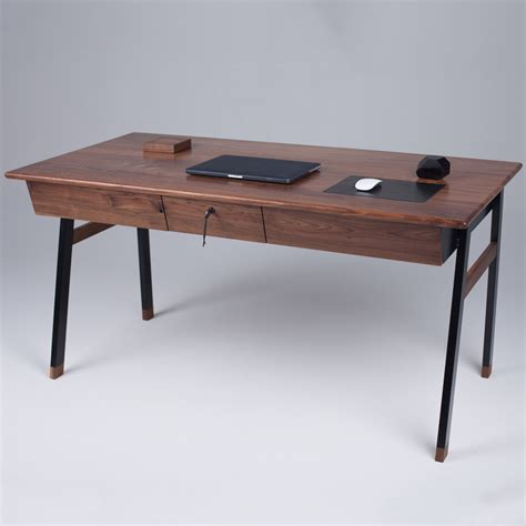 design milk desk an elegant desk inspired by james bond design milk