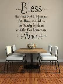 Dining Room Wall Decals The World S Catalog Of Ideas