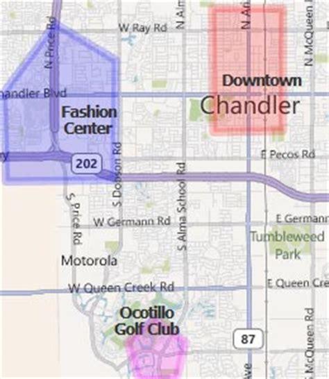 chandler arizona united states map le parfum de la beaut 233 chandler az hotels map