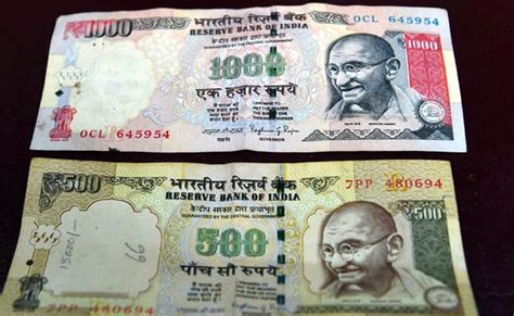 rs 1000 and 500 notes what to do with 500 and 1 000 rupee notes