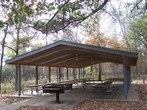 Martin Creek Lake Cabins by Martin Creek Lake State Park Picnic Pavilion