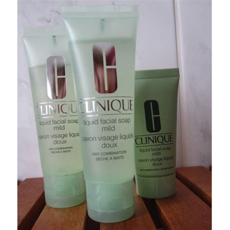 Clinique Liquid Soap test reinigung clinique liquid soap mild