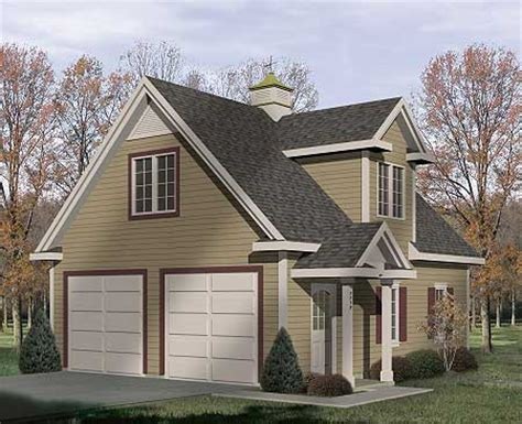 Small House Plans With Loft And Garage by Two Car Garage With Loft Storage 2233sl Architectural