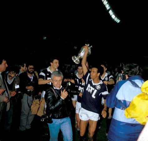 coupe de les victoires des girondins 1986 et 1987