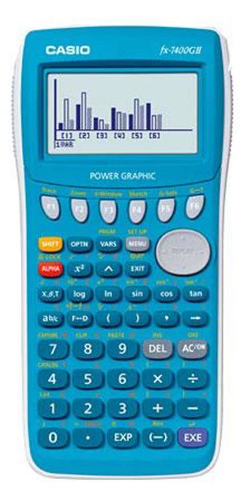 casio fx 7400gii power graphic calculator powerful end 6 1 2015