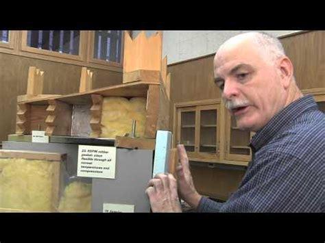 basement science foundation insulation effectiveness basement building science