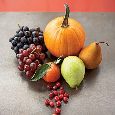 Which Ones Are Fall Fruits by Fall Produce With Cooking Light Hates Cooking