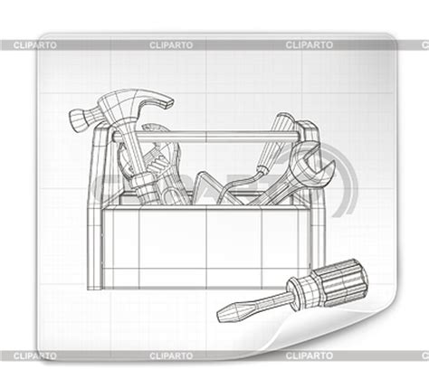 drawing tool with measurements rebuild stock photos and vektor eps clipart cliparto