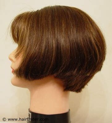 techniques for cutting angled front of straight hair how to cut a back angled bob cutting how to for a bob