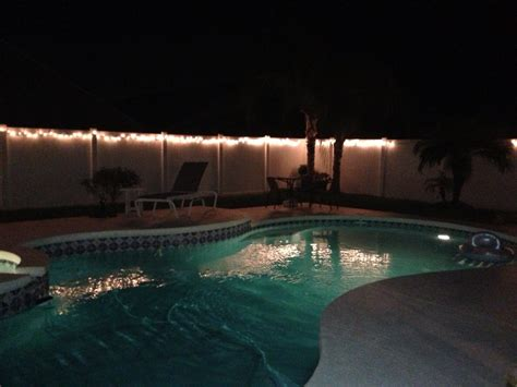 pool at night just sold for full list price in lake st charles in