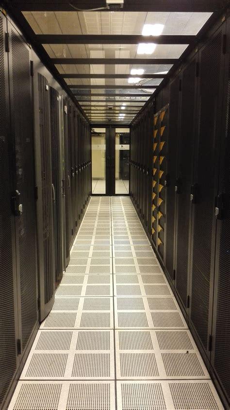 stock photo  computers data center server room