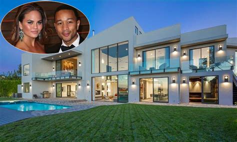 New Homes And Ideas Magazine by Inside Chrissy Teigen And John Legend S New 14 Million