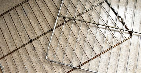 The Best Way To Clean Oven Racks by Seriously The Best Way To Clean Oven Racks