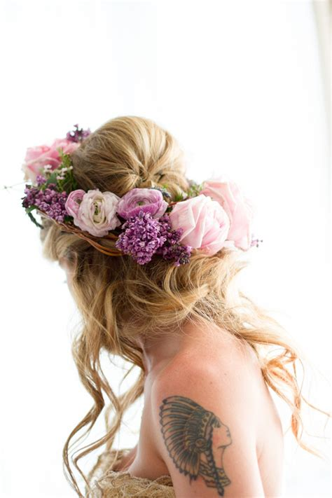 Wedding Hairstyles For Themed Weddings by 20 Creative And Beautiful Wedding Hairstyles For Hair