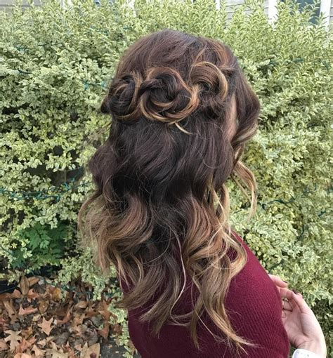 instagram homecoming hairstyles 38 cute prom hairstyles guaranteed to turn heads