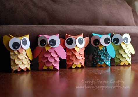 Owl Paper Crafts - 301 moved permanently
